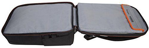 Targus CitySmart Advanced Travel Business Commuter and Checkpoint-Friendly Laptop Backpack with Protective Sleeve for 15.6-Inch Laptop, Grey (TSB894)