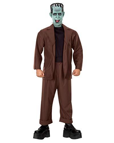 Horror-Shop Herman Munster Kostüm für Halloween & Karneval Standard
