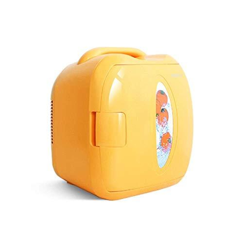 LYLSXY Coche Mini Refrigerador, Mini Nevera Ecológica Y Ahorro de Energía, Refrigeradores Compactos, Adecuados para Autos Autónomos
