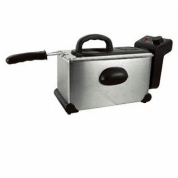 (LLOYTRON) Stainless Steel Deep Fryer 3.5Litre