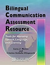 Best bilingual communication assessment resource Reviews