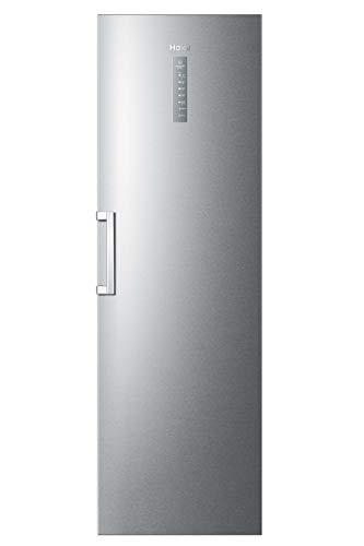 Haier H3F-320FSAAU1 Instaswitch Gefrierschrank / 330 Liter / Nutzbar als Gefrierschrank oder Kühlschrank / 190,5 cm Höhe / 59,5 cm Breite / Total No Frost / Freistehend