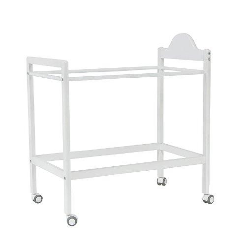 Bolin Bolon Structure pour berceau BOIS - Blanc - 88x55
