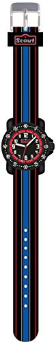 Scout Jungen-Armbanduhr Analog Quarz Nylon 280376020