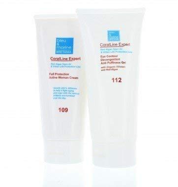 Coralline High Protección Crema de Día + Augenkontur-Serum