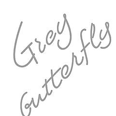 熊川みゆ「Grey Butterfly」のCDジャケット