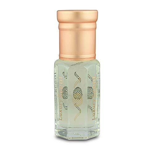 Luxury Scent Huile essentielle de luxe pour le corps parfum Amber Musk soyeux, fruité et floral 6 ml