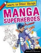 Manga Superheroes