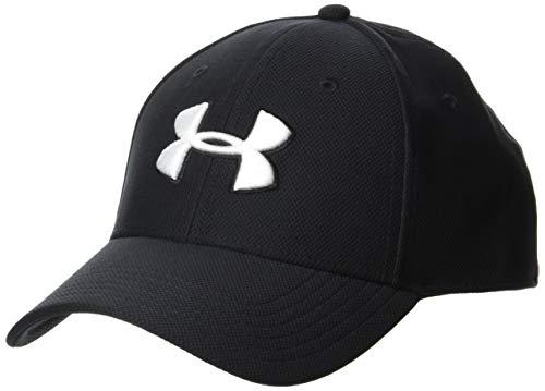 Under Armour Herren Kappe UA Blitzing 3.0, atmungsaktive Mütze mit Schirm, bequeme Cap für Männer mit integriertem Schweißband