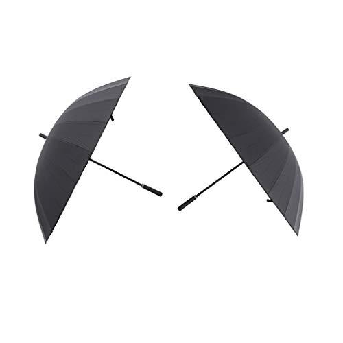 Hellery 2X Sun Rain Mujeres Hombres Super Protección UV A Prueba De...