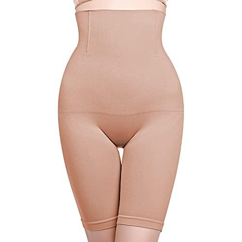 marca blanca Body sin costuras para mujer, con control de barriga, busto abierto, cintura alta, con cremallera para muslos SlimmersM/L