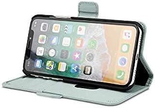 dbramante1928 Ordrup - Custodia a portafoglio per iPhone XS/X