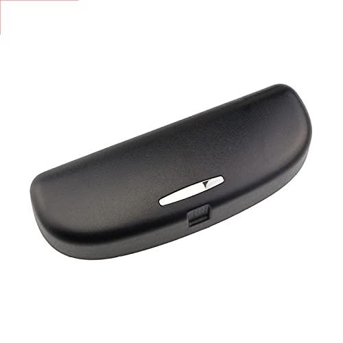 OceanAutos para Audi A4L A6L A4 A6 A3 A7 Q2 Q3 Q5 20122021, Accesorios Caja de Soporte para Gafas de Sol de Coche