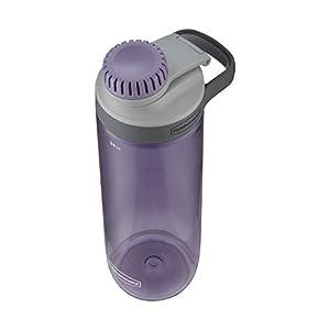 Rubbermaid Leak-Proof Chug Water Bottle, 24 oz, Dusty Lilac