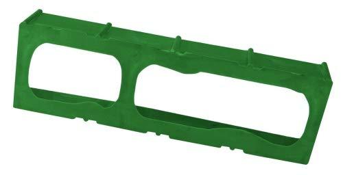 GHZ 106196-D - Forma Per Creare Pietre Divisorie Per Aiuole, Colore: Verde