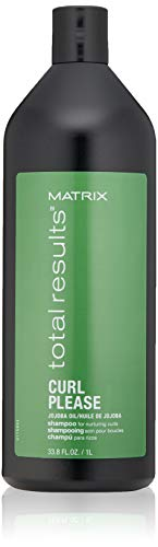 Matrix Total Results Curl Please Jojoba Oil Shampoo (For Nurturing Curls) 1000ml
