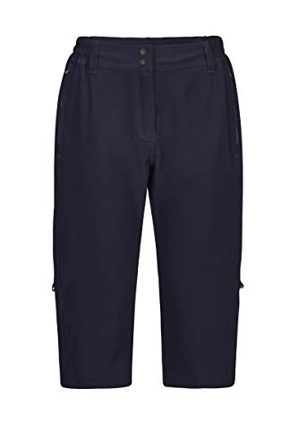 Killtec Women Capri Pants Granida, Taille:36, Couleur:Dark Navy