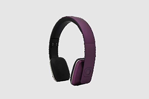RLX Bluetooth Headphones (Purple)