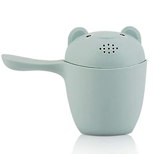 PER Baby Shampoo Cup Wasserpfanne Bad Wasser Cup Baby Waschschüssel Kinder Badezimmer Zubehör