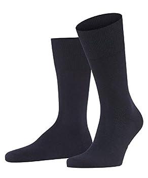 FALKE mens Airport M Dress Sock Blue US 9.5-10.5 EU 43-44 UK 8.5-9.5