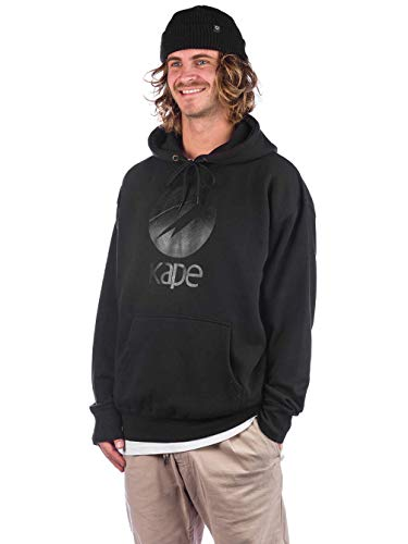 Kape Skateboards Herren Kapuzenpullover Focus R.O.V. Tech Riding Hoodie