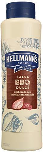 Hellmann's - Salsa Barbacoa Dulce, 792 ml
