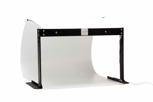 MyStudio PS5 Portable Table Top Photo Studio Lightbox Kit with 5000K Lighting for Product...