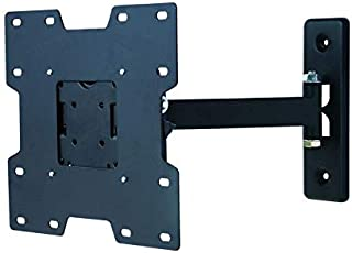 Soporte para televisión / monitor en negro extensible de 7,3 cm a 27,5 cm orientable, inclinable 15° girable 2 x 180° para Samsung 32