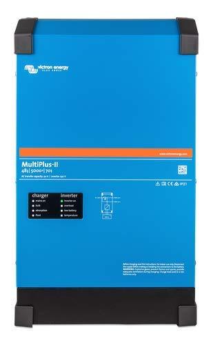 Victron Multiplus-II 48/5000/70-50 Sinus-Inverter, blau RAL 5012