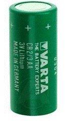 Varta CR 2/3 AA Lithium Batterie mit 3,0...