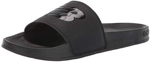 New Balance Men s 200 V1 Slide Sandal Black Black 11 M US product image