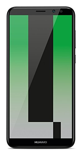 "Huawei Mate 10 Lite - Smartphone DE 5.9"" (RAM de 4 GB, Memoria Interna de 4 GB, Camara de 16 MP, Android) Color Negro"
