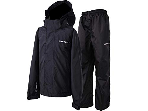 Acme Projects Rain Suit (Jacket + Pants), 100% Waterproof, Breathable,...