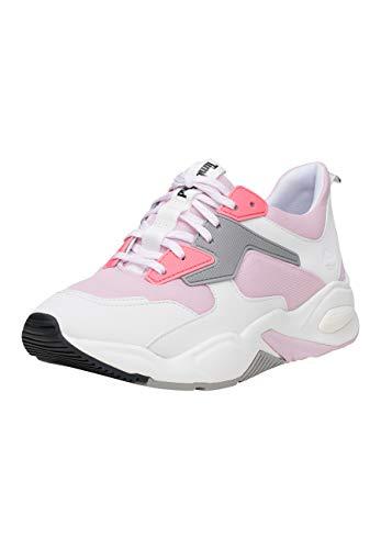 Timberland Damen Sneaker Delphiville F/L Light Pink 38
