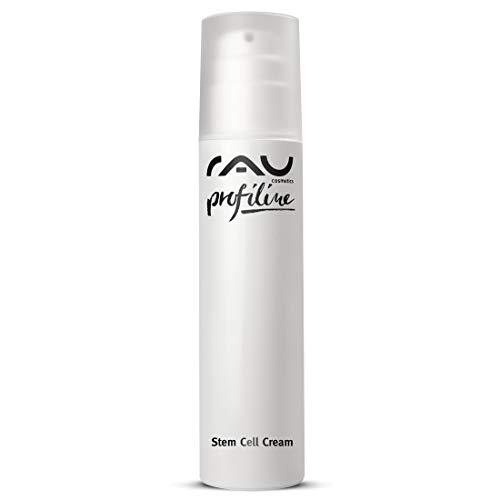 RAU Stem Cell Cream Profiline 200 ml - Crème anti-âge à l'Argireline et aux cellules souches végétales, crème anti-rides, Naturelle