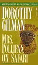 Mrs. Pollifax on Safari - 1991 publication.