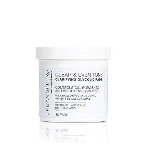 Urban Skin Rx Clear & Even Tone Clarifying Glycolic Pads