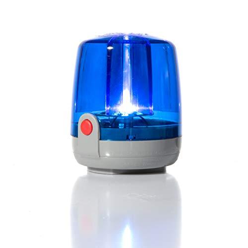 Rolly Toys 409754 Blinklicht rollyFlashlight (Blinkleuchte mit Montagefuß, für Kinderfahrzeuge, batteriebetrieben) 409761