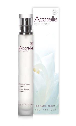 Acorelle Parfum Eau Légère Bio Lotus Bambou 30 ml