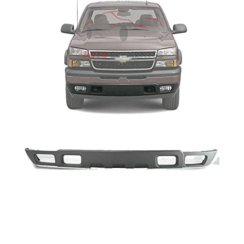 03 chevy silverado front bumper - 2