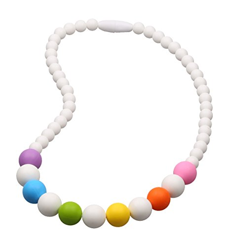 Pavel Chewable Teething Necklace for Teething Babies or Nursing Moms