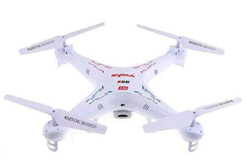 SYMA X5C RC Quadcopter with Camera