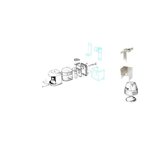 Lindemann Camping Aqua-Support Universel pour Signal, 48412–41