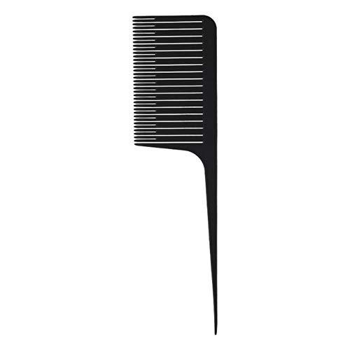 LHSXVersion Peigne à cheveux antistatique Noir