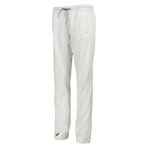 Babolat Damen, Core Club Trainingshose Weiß, Silber, XXL Oberbekleidung