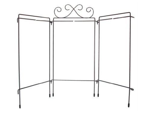 Best Prices! Ackfeld Table Stand Tri French Curl 6x12 Grey