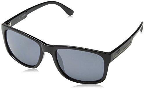 Guess GF0135_01C Gafas de sol, Negro (Nero), 57 para Hombre