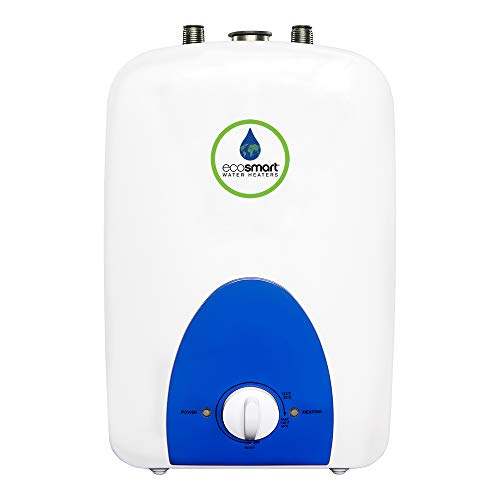 Ecosmart ECO MINI 1 1.5-Gallon 120V Electric Mini Tank Water Heater,White