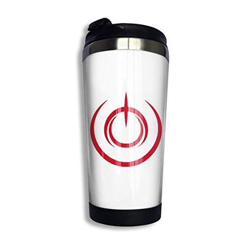 YHKC Taza de té, taza de viaje, taza de café, ventosa Fate Stay Night - Archer Summon Coffee Travel Mug Cup Stainless Steel Vacuum Insulated Tumbler 13.5 Oz