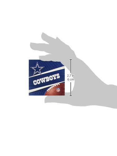 Dallas Cowboys 2.75-Inch Sticky Note Cube, 550 pages - NFL (CUS-QUG) Photo #2